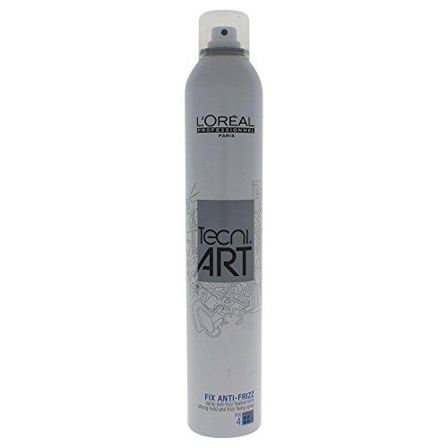 L'Oréal Professionnel TecniART Fix Anti-Frizz, 400 ml, 1er Pack, (1x 400 ml)