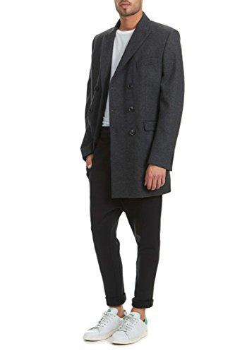 Selected - Manteau Selected Sharp Noir