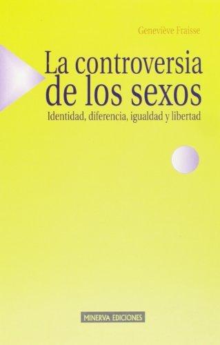 Descarga gratuita de libros electrónicos LA CONTROVERSIA DE LOS SEXOS (ESTUDIOS SOBRE LA MUJER) RTF