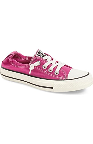 Converse - - Chuck Taylor All Star Shoreline-Basic-Beleg-Ox Schuhe in Varsity Red Plastic Pink