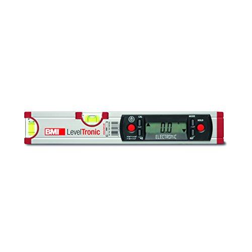 BMI 604080 Wasserwaage mit digitalem Neigungsmesser 80 cm