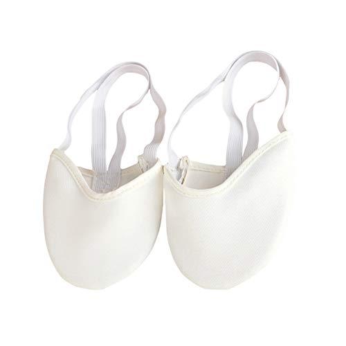 XIYAO Halbsohle Ballettschuh Frauen Lyrische Schuhe Dance Paw Leder Tanzschuh Frauen ()