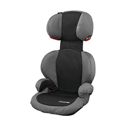Maxi-Cosi Rodi SPS Kinder/-Autositz 15-36 kg, mitwachsender Gruppe 2/3, nutzbar ab 3,5 bis 12 Jahre, carbon black (grau/schwarz)