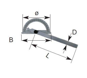 0374412 HELIOS-PREISSER holex /ángulo con tope