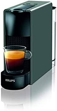 Krups Nespresso Essenza mini kapsüllü kahve makinesi Gri XN110B