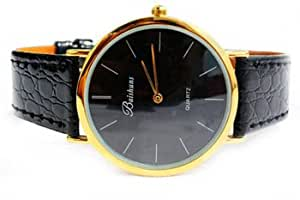 JMT Leisure Classic Leather strap Quartz Watch Wrist Watch for Men