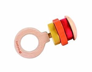 EverEarth 33585 - Sonajero de madera
