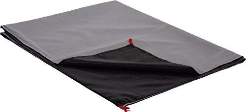 High Peak Decke Outdoor Blanket grau/Schwarz, 150