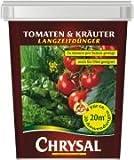 Chrysal Tomaten und Kräuterdünger 300 g