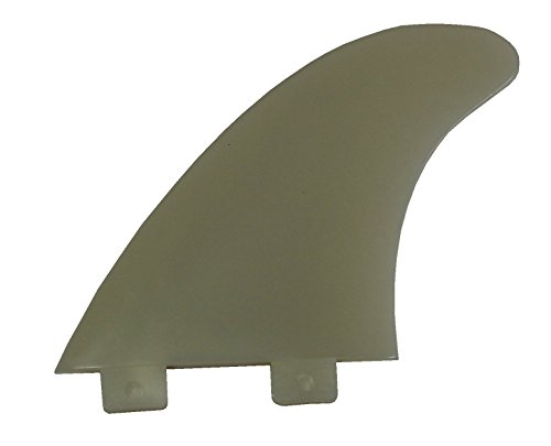 Eurofins FCS Compatible Surfboard Fin Set - Bone [Set of 3 Fins]