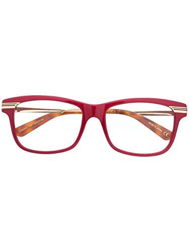 Gucci Damen Gg0524o008 Rot Acetat Brille
