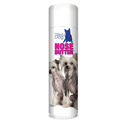 The Blissful Dog Nasenbutter, Chinese Crested, 0.50 Ounce - Chinese Herbal Supplement