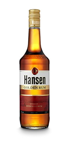 Hansen Rum Gold 37.5% Golden (3 x 0.7 l)