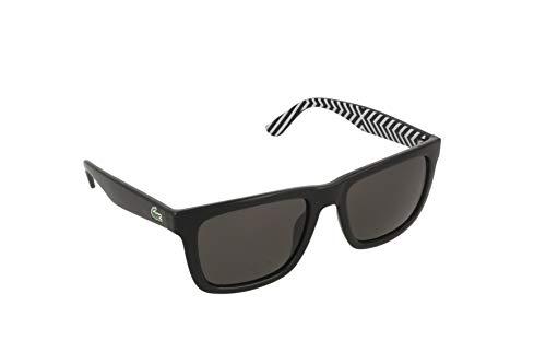 Lacoste Herren L750S 001 54 Sonnenbrille, Black