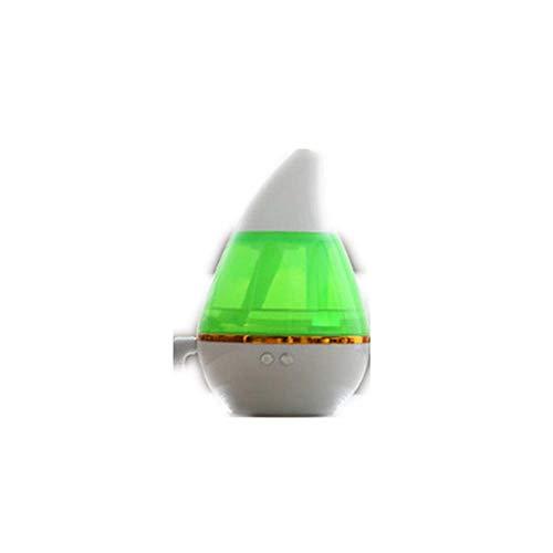 Mini-Luftbefeuchter, Der Bunte Lichter Des Usb-Luftaromatherapie-Reinigers Zerstäubt@Ein - Feine Peeling-reiniger