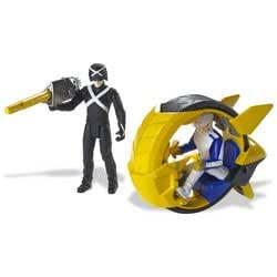 Mattel - M6832 - Figurine - Speed Racer - Unicycle/Racerx/Speed Racer