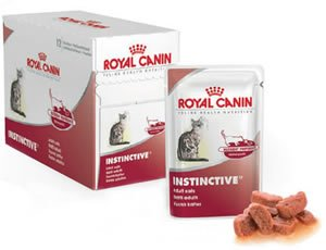 Royal Canin Adult Instinctive Wet Pouch 12 x 85g by Crown Pet Foods