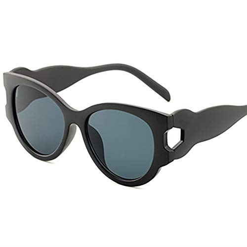FYrainbow Europäische und amerikanische Sonnenbrille, große Rahmen-Sticker-Sonnenbrille eignet Sich am besten zum Angeln Golf-Outdoor-Reisemöglichkeiten UV400,B