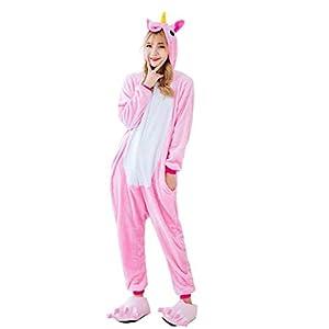 OMMO LEBEINDR Unicornio Cosplay Pijamas