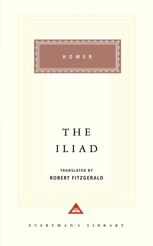 The Iliad (Everyman's Library Classics)