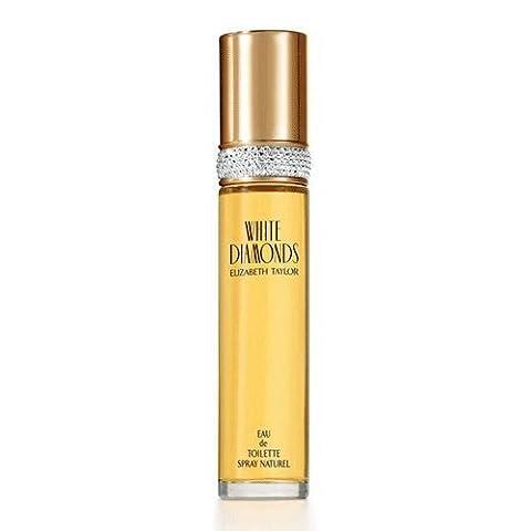 White Diamonds for Women Gift Set - 100 ml Eau de Toilette Spray + 100 ml Body Cream + 100 ml Body Wash + 10 ml EDP Mini Spray