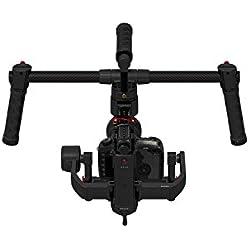 DJI Ronin-M - Soporte y estabilizador para videocámaras (Bluetooth, mando a distancia, puerto USB) color negro