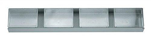 GEDORE Distanzmodul leer, 475x77x40 mm, 1 Stück, 1500 ED-70 L
