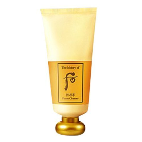 The History of Whoo Gongjinhyang Foam Cleanser 180ml [Misc.]