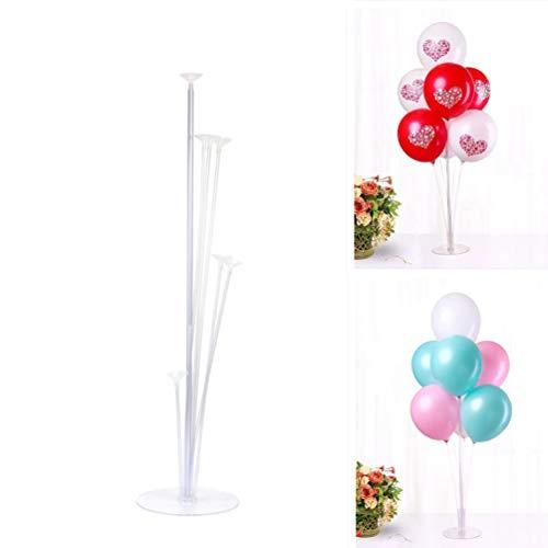 Bella Stand per palloncini da tavolo con bastonciniSupporto per Palloncini Balloons Supporto per Matrimonio Compleanno Battesimo Laurea Natale festa