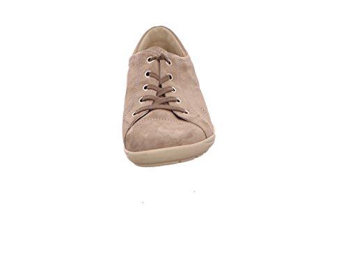 Semler B6055,042,028, Scarpe stringate donna Beige Camel