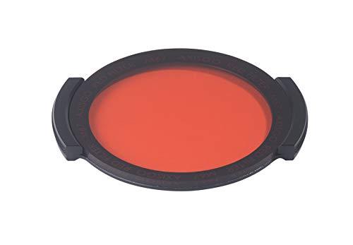 axisgo rot Filter für alle Modelle, Tropische und Blau Wasser-passend für alle Modelle (Kratzer-entferner Objektiv)