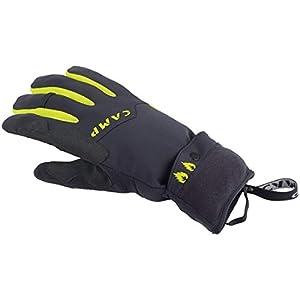 31YdZ4RFCBL. SS300  - CAMP G Comp Warm Gloves black/lime 2018 sport gloves