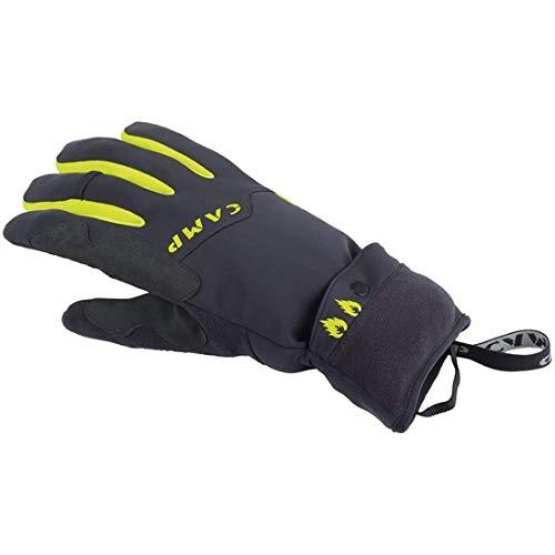 31YdZ4RFCBL. SS500  - CAMP G Comp Warm Gloves black/lime 2018 sport gloves
