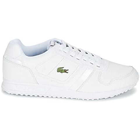 Lacoste Vauban Pat blanco Zapatillas de hombre,