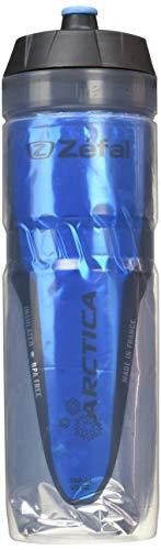 Zefal 165B - Bottiglia Termoisolata, Modello Arctica, Colore Blu (Blu/Bianco), 0.750 Litres