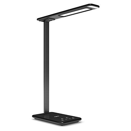 Aglaia Lampada LED da Tavolo, 10W Lampada da Scrivania con