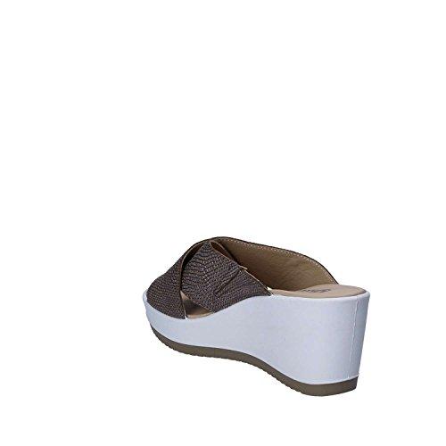 Igi&Co 1177633 Sandales Compensées Femmes Brun