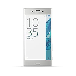 Sony Xperia XZ 5.2 inch 32 GB SIM-Free Smart Phone - Platinum