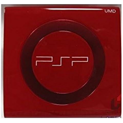 Coperchio UMD Rosso PSP 3000