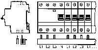 Preisvergleich Produktbild ABB Phasenschiene 2CDL230002R1012
