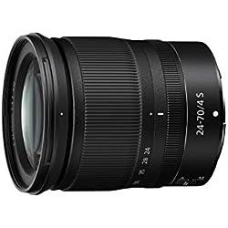 Objectif NIKKOR 24-70mm f/4 S pour hybride Z