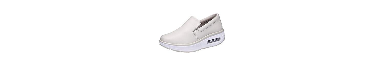 Zapatos Mujer,Las Mujeres Redondas cojín de Aire de la Cabeza Slip-on Ocio Zapatos cómodos Shake Zapatos -