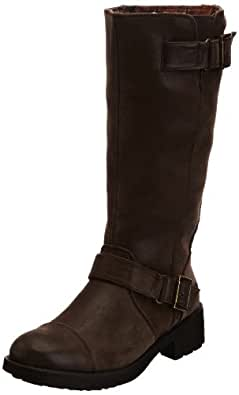 Rocket Dog Terry Womens Mid Calf boots TERRYVW Brown 3 UK, 36 EU