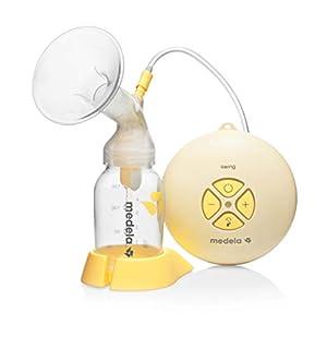 Medela Extractor Swing - Extractor de leche eléctrico con tecnología 2-Phase Expression (versión europea) (B005CTXB28) | Amazon Products