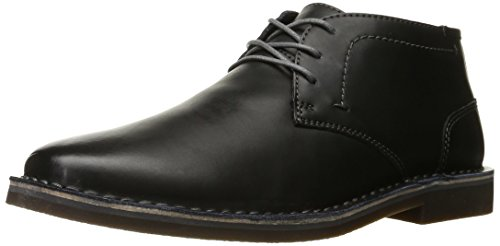 Kenneth Cole REACTION Men's Desert Sun Chukka Boot, Black Q2, 10 M...