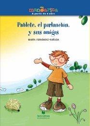 Pablete, el parlanchin y sus amigos(+6 años) (Mandarinas)