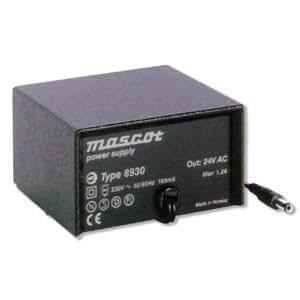 Mascot - Adaptateur AC/AC 230/15V 30W 2A 8930 - Unité(s)