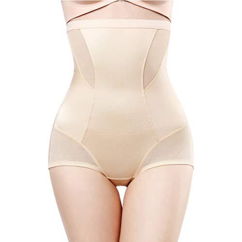 POLLYEDEN Frauen-hohe Taillen-Bauch-Steuerschlüpfer-Kolben-Heber-Korsetts-Hüfte-Bauch-Vergrößerer-Unterwäsche-Schlüpfer -