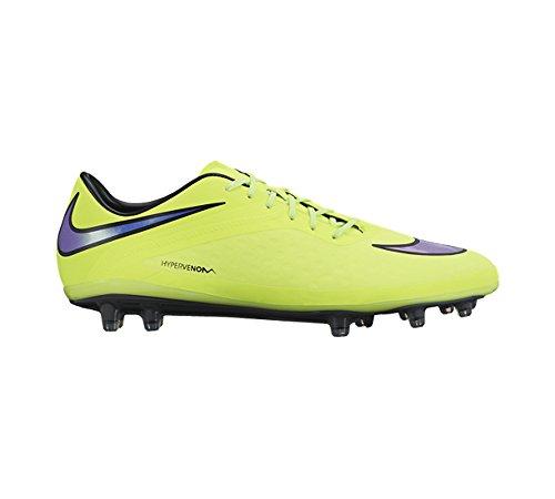 Nike Hypervenom Phatal FG Herren Fußballschuhe VOLT/PERSIAN VIOLET-
