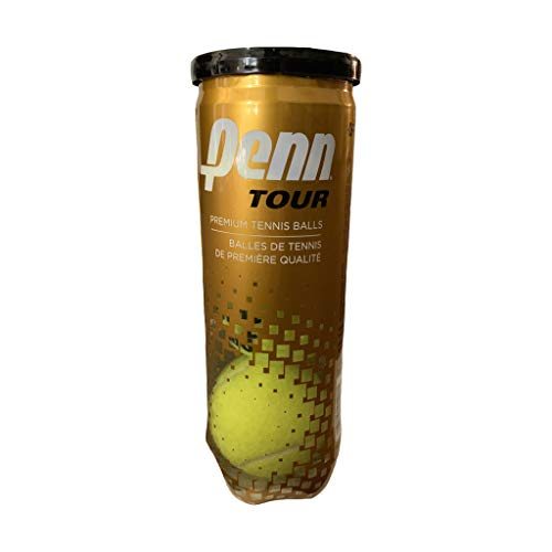 Penn 521290kann ATP World Tour Extra Duty Tennis Ball kann